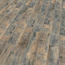 Indigo Glazed Wood